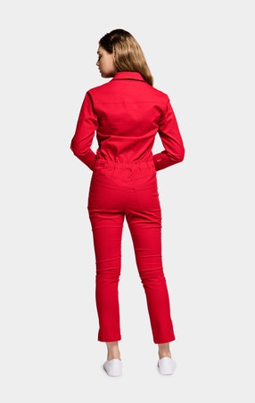 Heldress Mom Fit Jente Slim