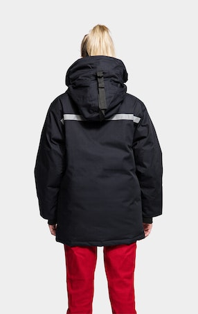 Parkas Expedition Unisex Navy - omgående levering