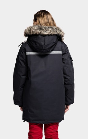 Parkas Expedition Jente Navy - omgående levering