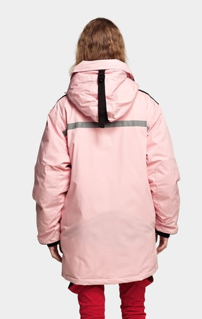 Parkas Expedition Unisex Pink