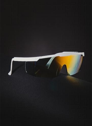 Solbrille 14 - Raske Hvit