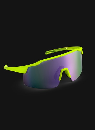 Solbrille 104 - Cross Lime
